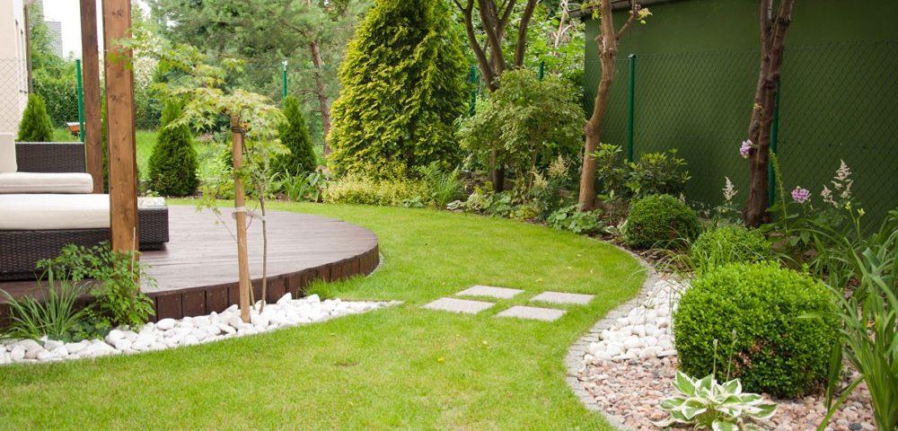 ogrod przydomowy