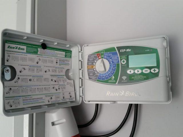 System nawadniania WIFI