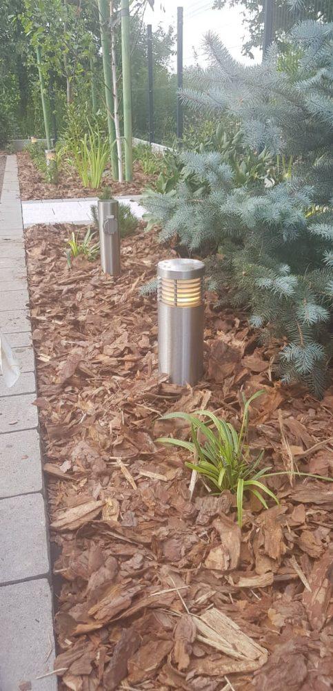 Automatyczne nawadnianie trawników