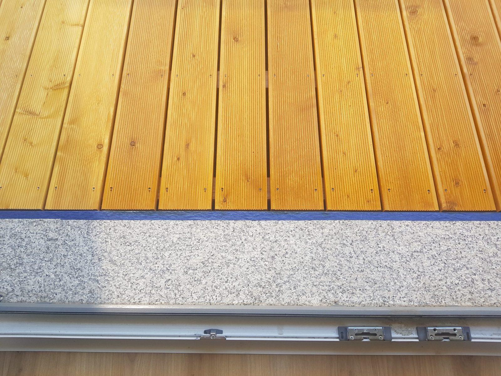 Deski tarasowe drewniane